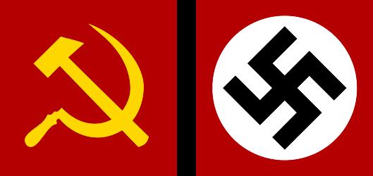 nacizam, komunizam